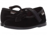 Cienta Kids Shoes 400024 (Infant/Toddler) (Black) Girl's Shoes