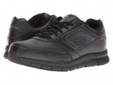 SKECHERS Work Nampa - Wyola (Black) Women's Shoes