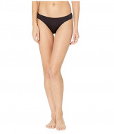 Slick Chicks Adaptive Bikini Brief Panty (Black) Women's Underwear
