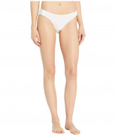 Slick Chicks Adaptive Bikini Brief Panty (White) Women's Underwear