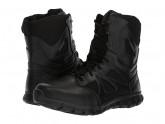 Reebok Work Sublite Cushion Tactical 8 Boot WP (Black) Men's Boots