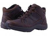 Dunham Simon Waterproof (Brown) Men's Lace up casual Shoes