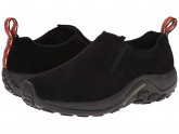 Merrell Jungle Moc (Midnight Leather Suede) Men's Slip on  Shoes