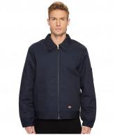 Dickies Insulated Twill Eisenhower Jacket (Dark Navy) Men's Coat