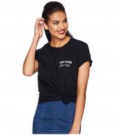 Zappos Theater Gwen Stefani Vegas Orange Kingdom Tee (Black) T Shirt