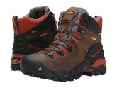 Keen Utility Pittsburgh Soft Toe (Cascade Brown/Bombay Brown) Men's Work Boots