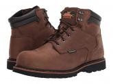 Thorogood 6 V Series Waterproof Comp Toe (Brown) Men's Boots