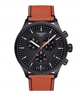 Tissot Special Collections Chrono XL NBA Collector - T1166173605108 (Black) Watches