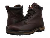 Rocky 6 Ironclad Soft Toe WP (Brown) Men's Shoes