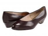 Soft Style Angel II (Brown Elegance) Women's 1-2 inch heel Shoes