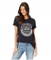 The Church of Rock & Roll Original Logo Premium Tee (Black) Clothing