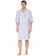 Reboundwear The Casey Hospital Gown (Dark Blue) Jumpsuit & Rompers One Piece
