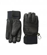 Hestra Leather Fall Line (Black) Ski Gloves